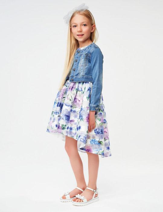 farmerkabát dzseki gyerekruha lány