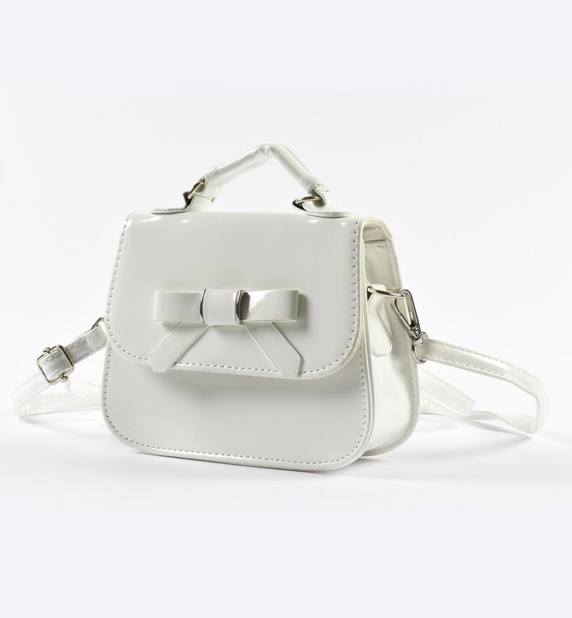 fehér kislány táska