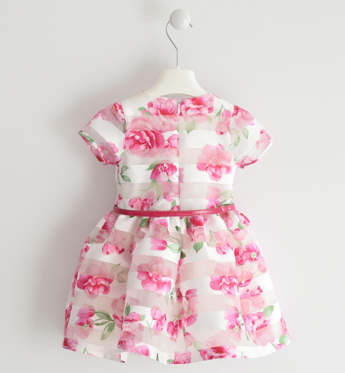 elegante e romantico abito con stampa fl panna retro 02 1444j29400 6me9 150x150