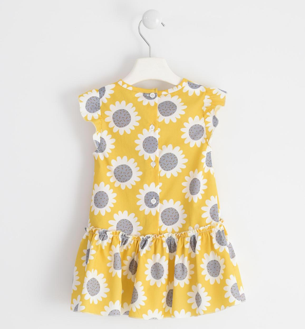 fresco abito in popeline 100 cotone per giallo retro 02 1454j74000 8041 150x150