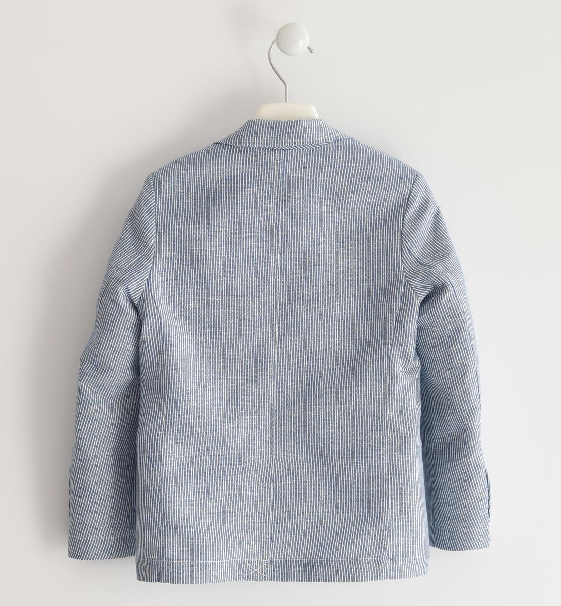 giacca in felpina fantasia micro pois pe avion dettaglio 03 2744j46100 3654 150x150