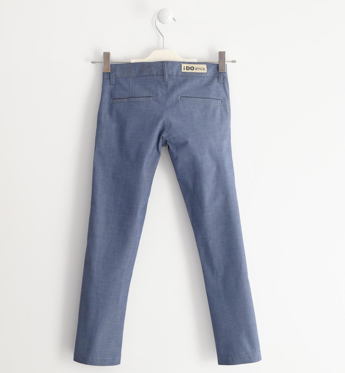 pantalone in elegante tessuto di cotone avion dettaglio 03 2524j42200 3654 150x150