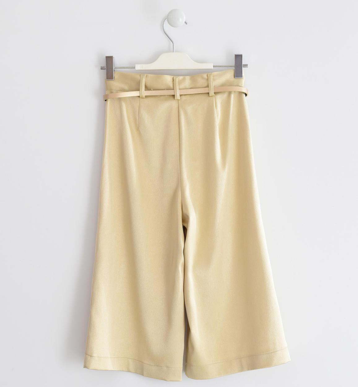 pantalone modello gaucho in morbido tess beige dettaglio 03 2564j52100 0734 150x150