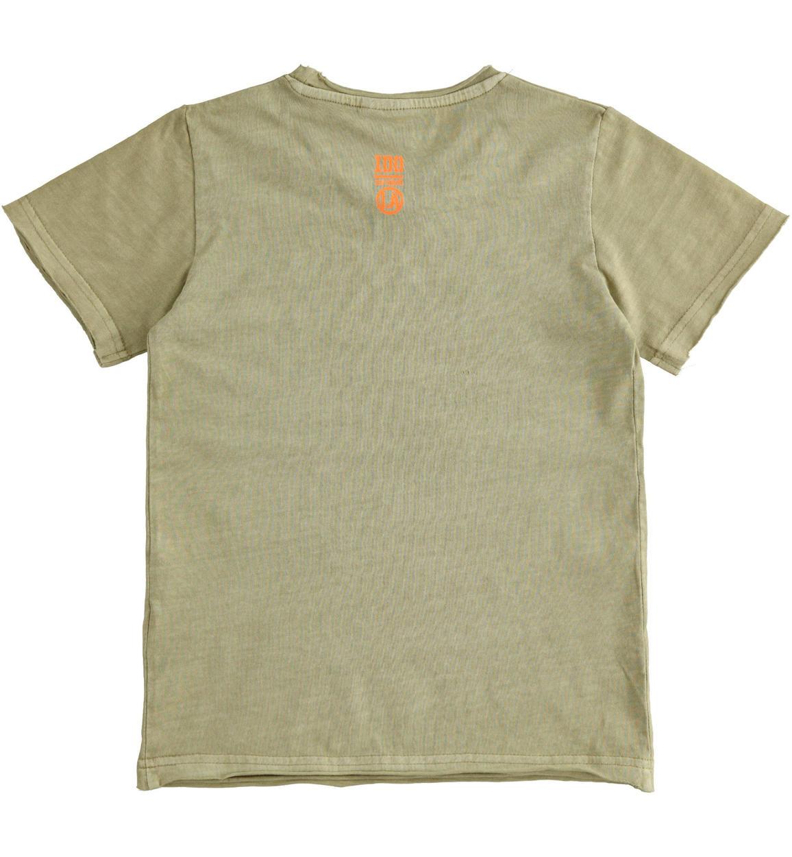 tshirt 100 cotone tema skateboard per sage green retro 02 2434j82000 5526 150x150