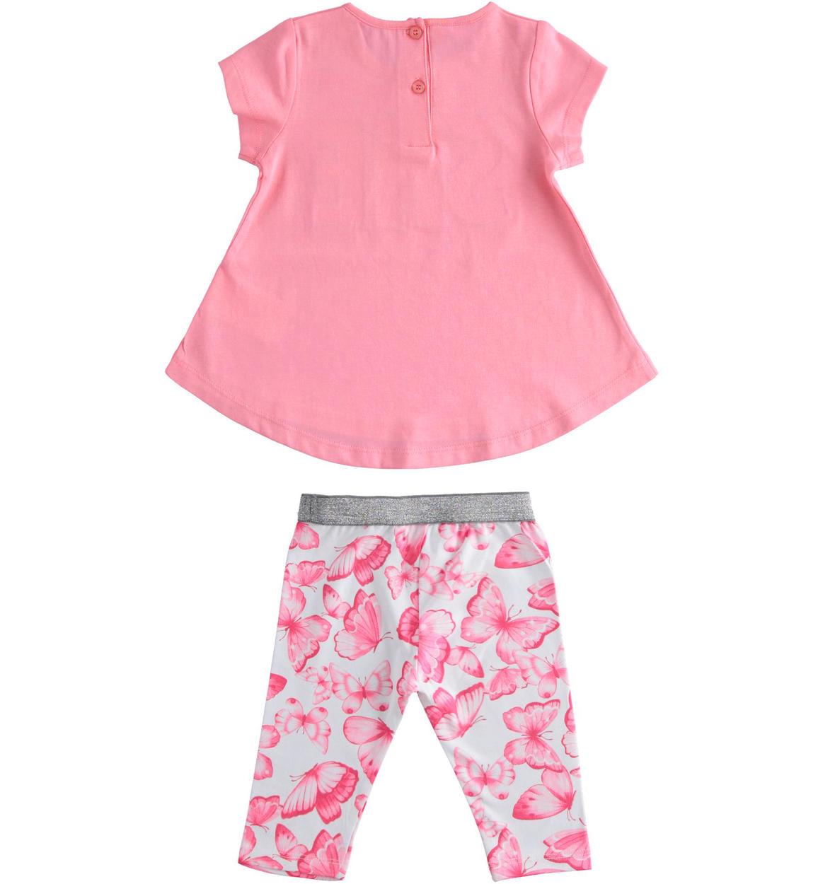 romantico completo due pezzi bambina in rosa retro 02 1874j78400 8055 150x150