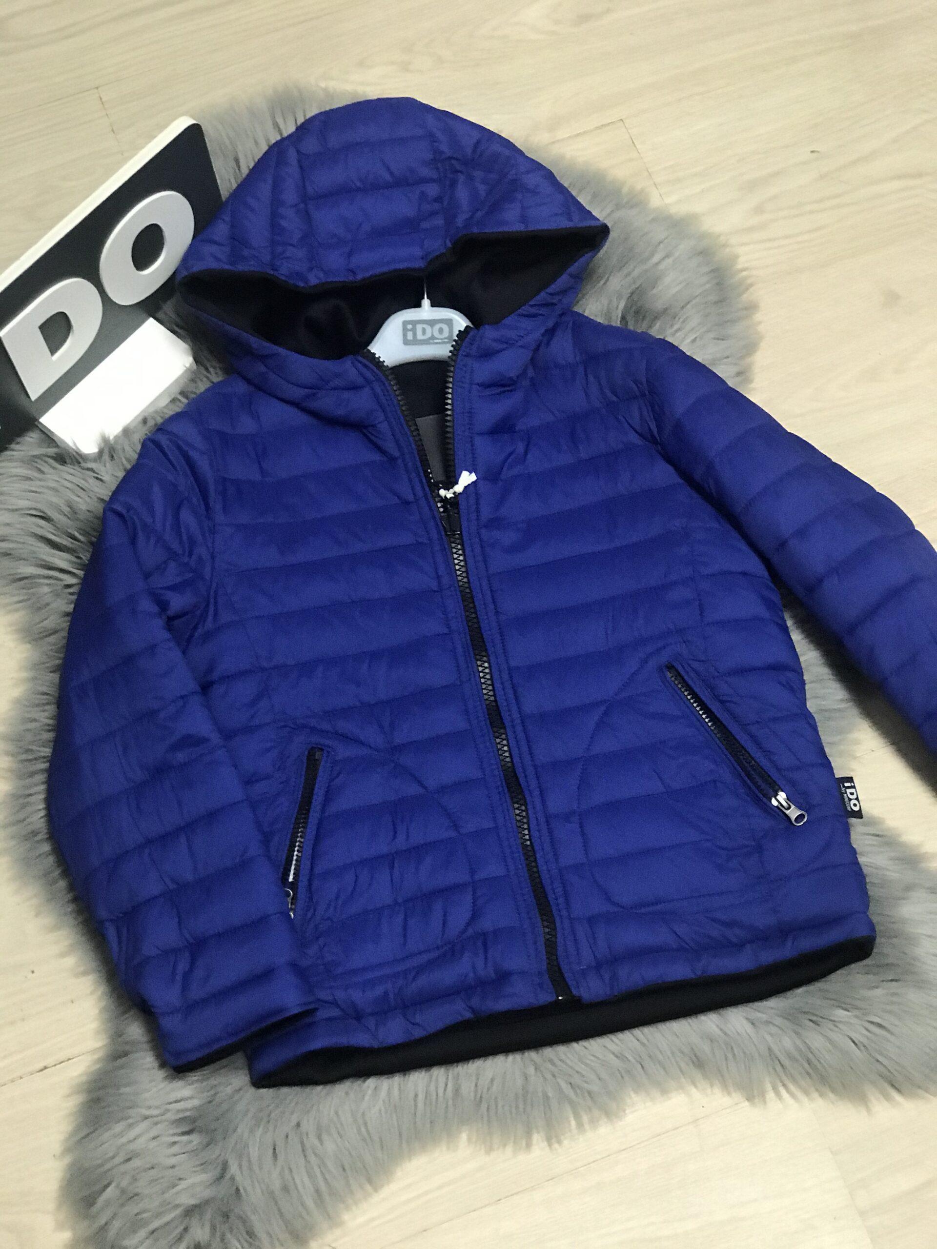 Kifordítható fiú kabát