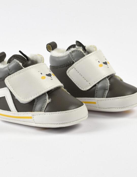 kisfiú téli cipő
