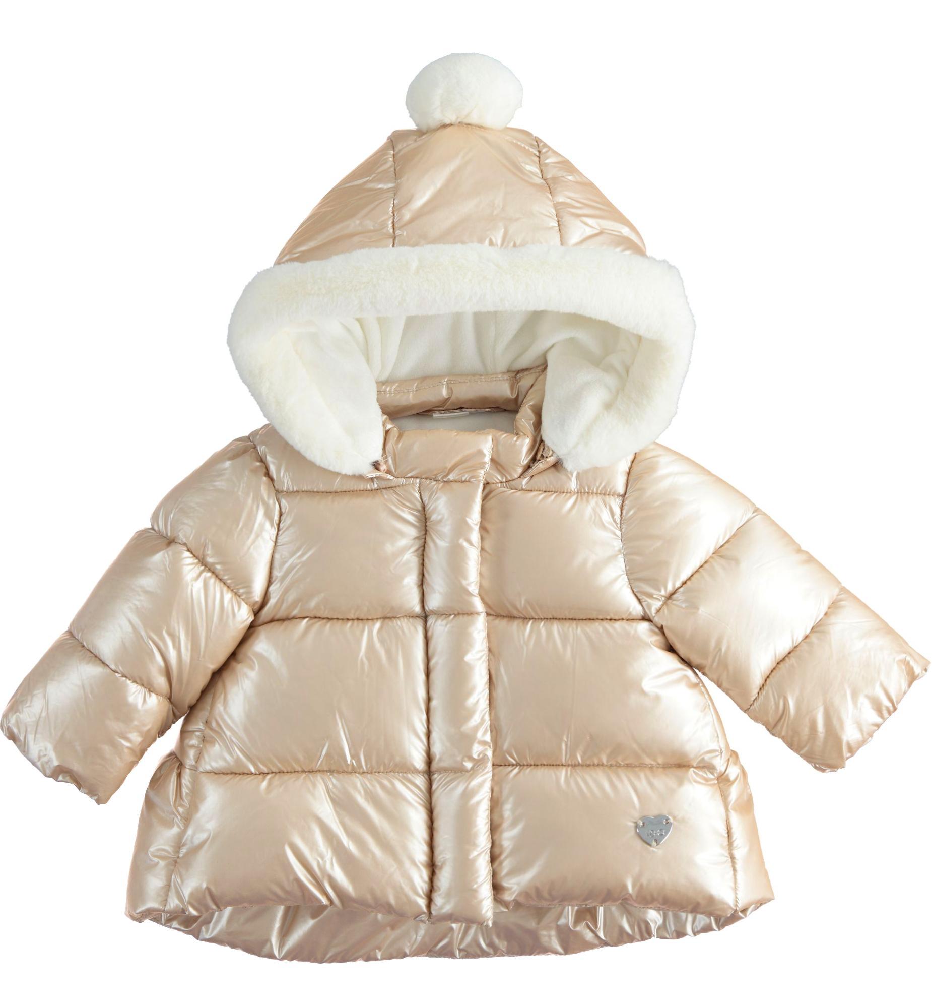arany kislány kabát