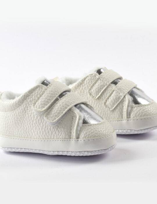 tépőzáras kislány bébi cipő