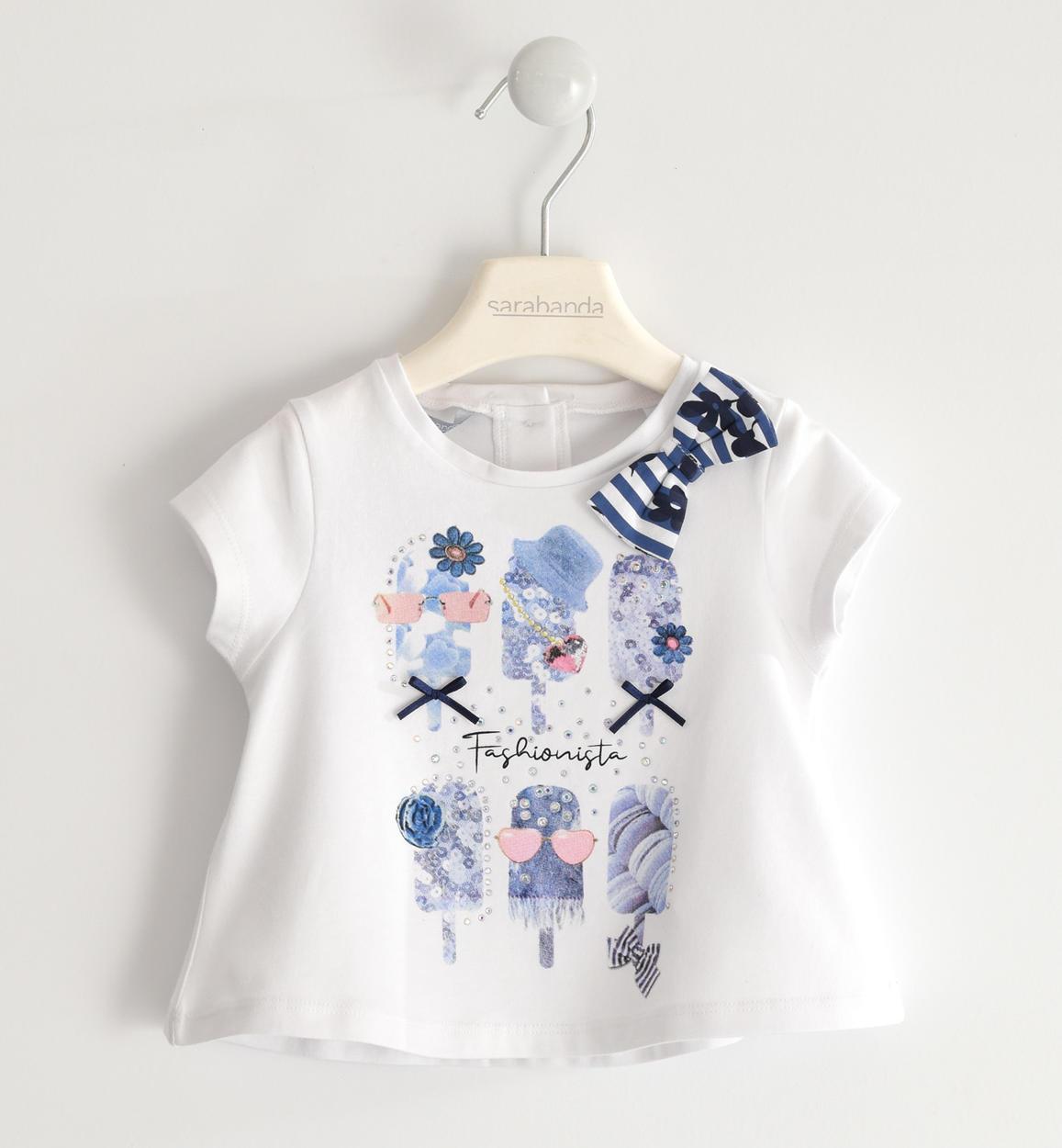 Sarabanda jégkrémes póló 92