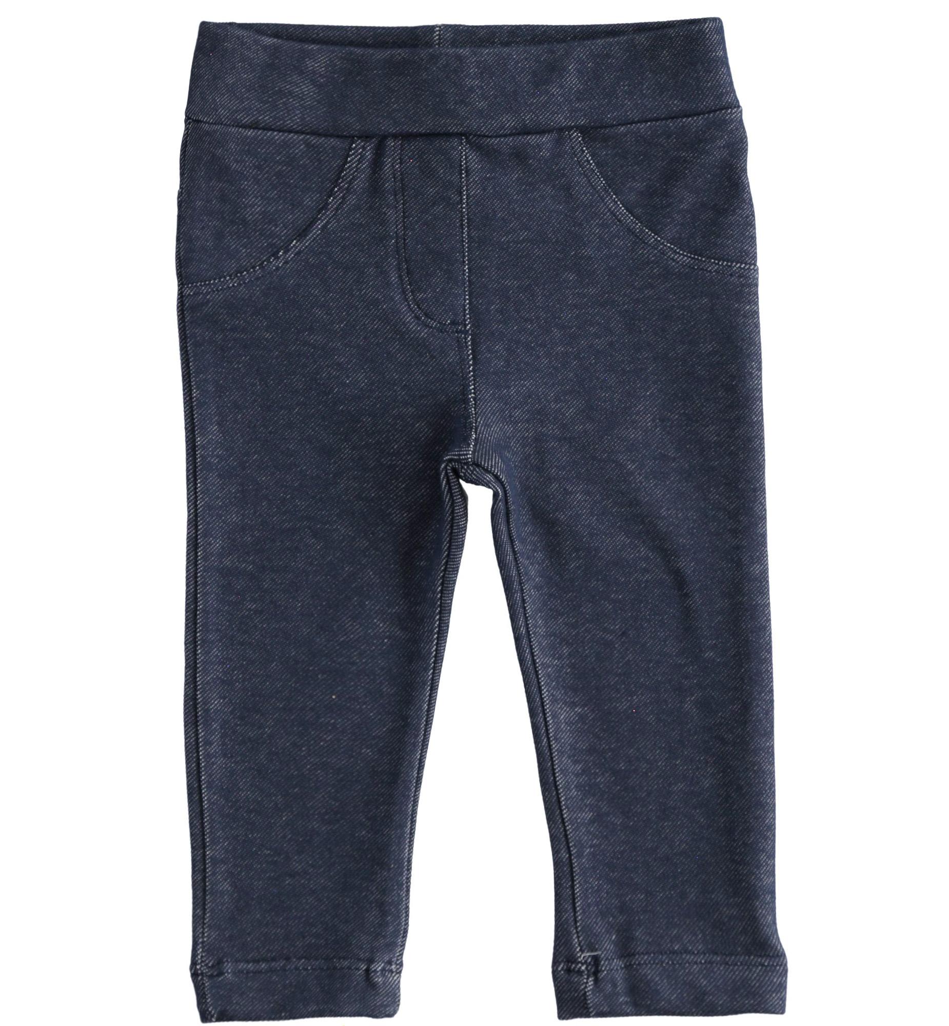 Kislány farmer hatású leggings