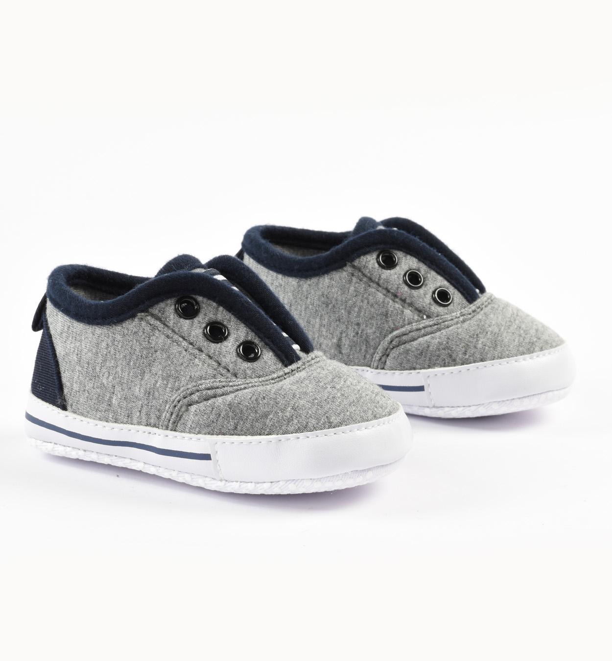 Újszülött bébi kisfiú cipő