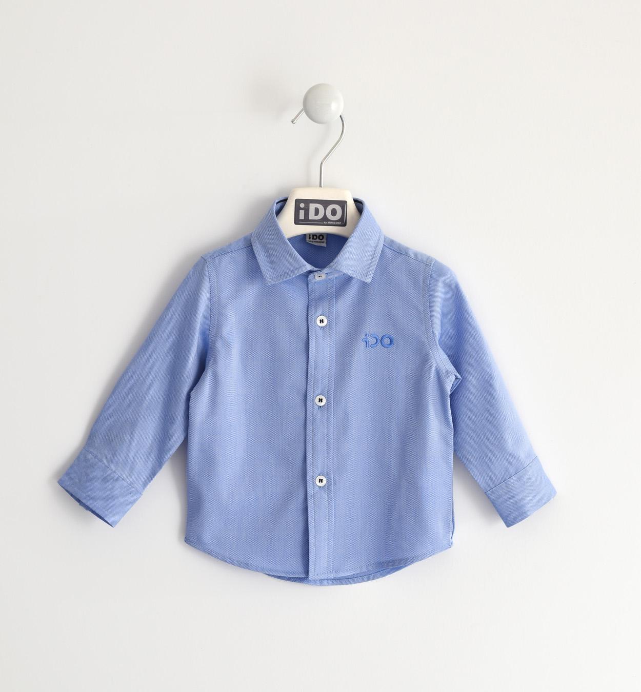 kék kisfiú újszülött alkalmi ing