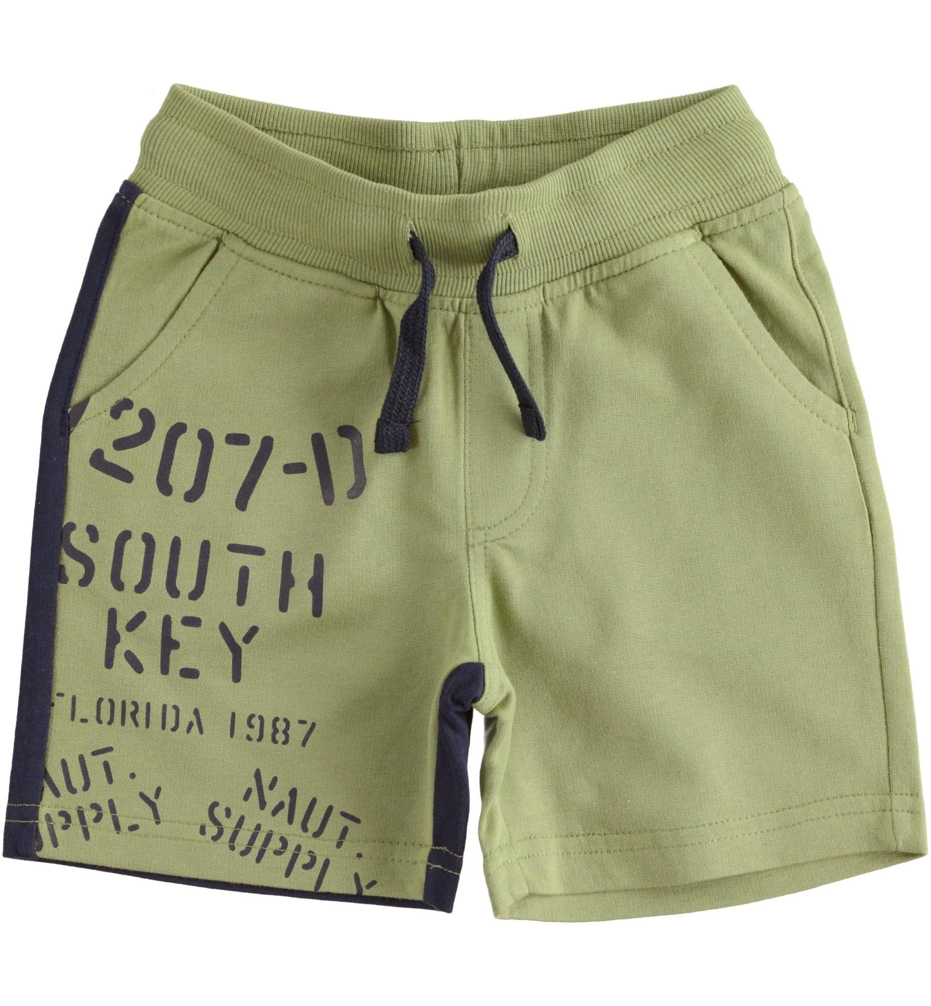 Kifejezés eltávolítása: Kisfiú pamut zöld rövid nadrág bermuda Kisfiú pamut zöld rövid nadrág bermuda