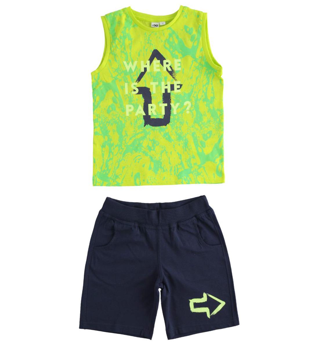 Kifejezés eltávolítása: Neonzöld pamut trikós szett fiúknak Neonzöld pamut trikós szett fiúknak
