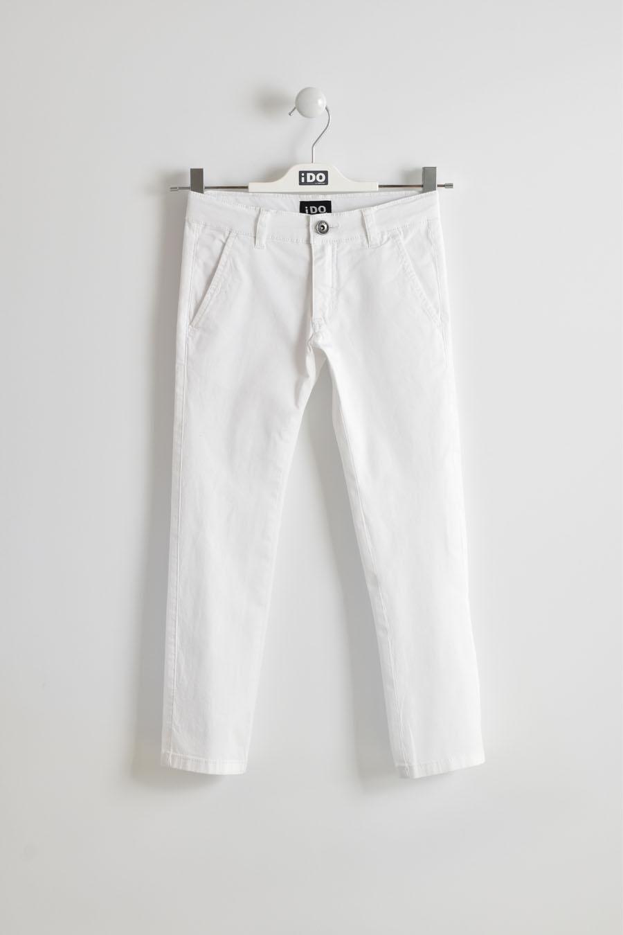 Fehér fiú nadrág