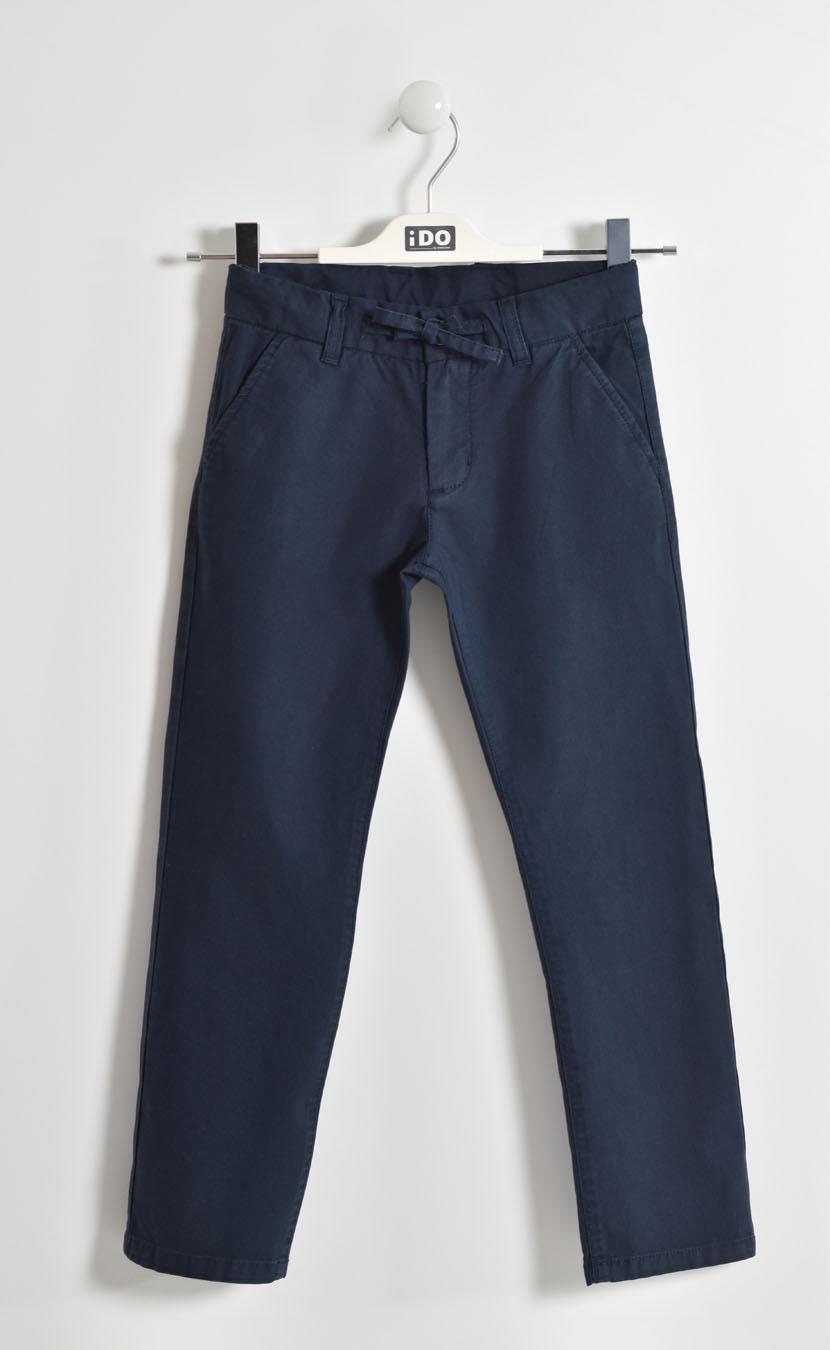 Fiú kék alkalmi nadrág