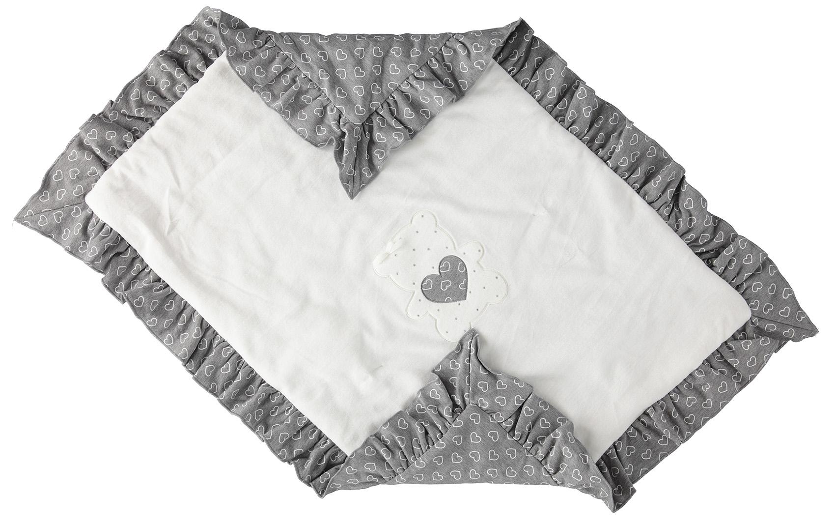 Újszülött puha takaró