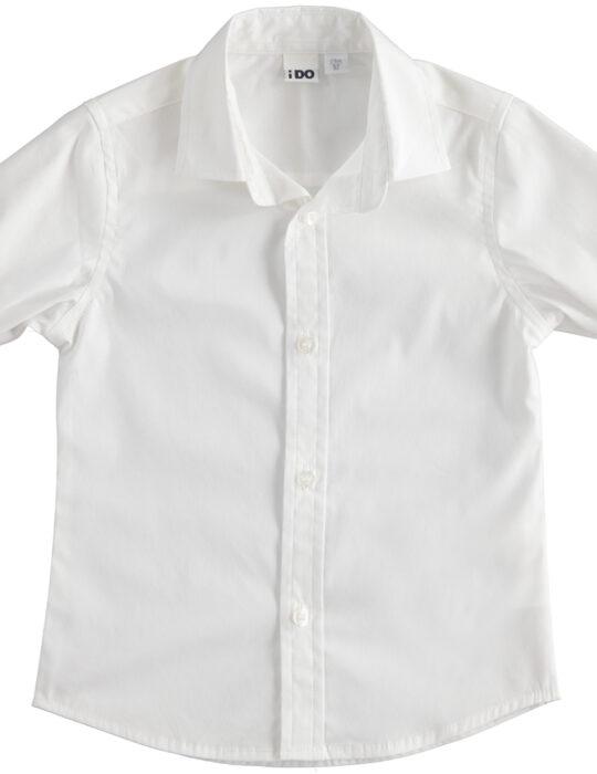 Kisfiú fehér ing